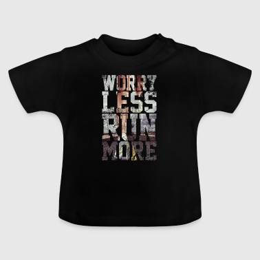 Health Run Health Sports Endurance Shirt & Gift - T-shirt Bébé