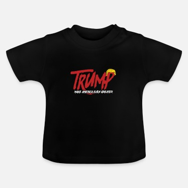Satire Trump Satires - T-shirt Bébé