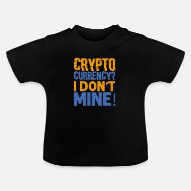 Valuta Crypto-valuta - Baby T-shirt