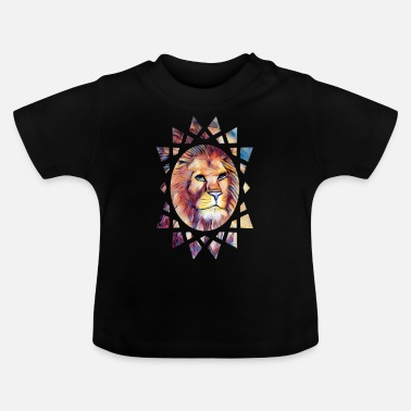 Lion's head II - Baby T-Shirt