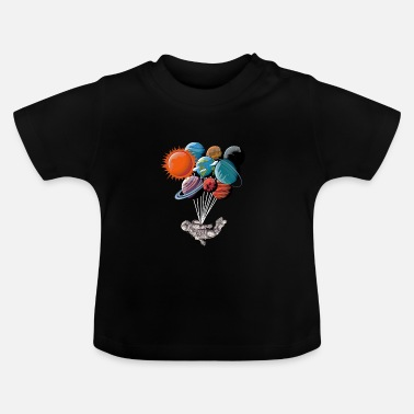 Space Space Astronaut - Baby T-Shirt