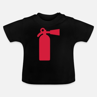 Fire Fire extinguishers - fire - Fire - Baby T-Shirt