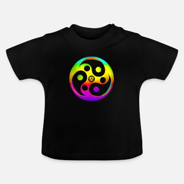 Young Buddha YYY_RB_03 - Baby T-Shirt