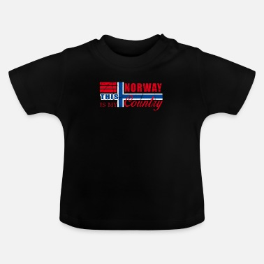 Norway Norway Norway - Baby T-Shirt