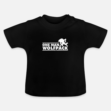 Wolfpack Wolfpack - Baby T-Shirt