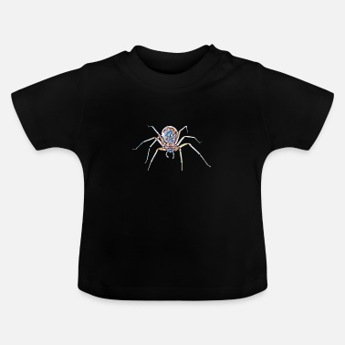 Black Widow Black widow - Baby T-Shirt