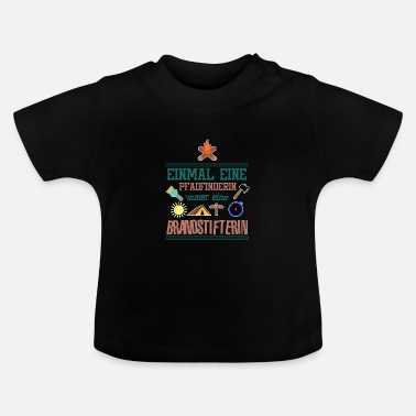 Scouts Girl Scout Gift - Baby T-shirt