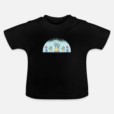 Plant-grounds plants - Baby T-Shirt