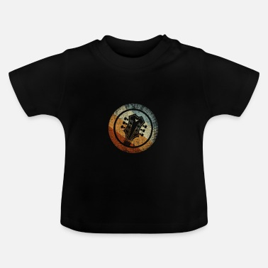 Musical Instrument guitar - Baby T-Shirt