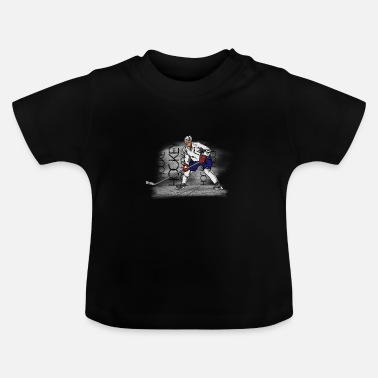 hockey - T-shirt Bébé