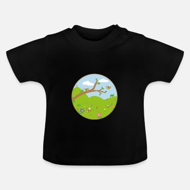 Meadow Meadow - Baby T-Shirt