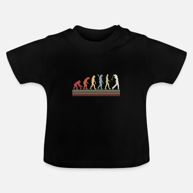 Evolution evolution - T-shirt baby