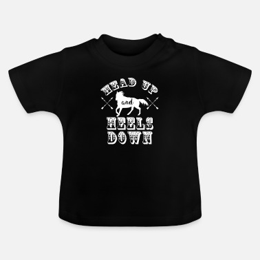 Mare Horses riding design equine saying - Baby T-Shirt