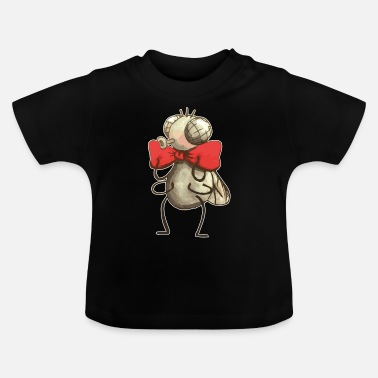 Fly Fly with fly - Baby T-Shirt