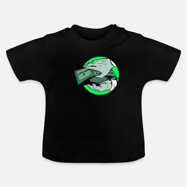 suchbegriff 39 geizig 39 baby t shirts online bestellen spreadshirt. Black Bedroom Furniture Sets. Home Design Ideas