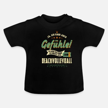 Voley Playa Voleibol de playa Voleibol deportivo Vóley de playa - Camiseta bebé