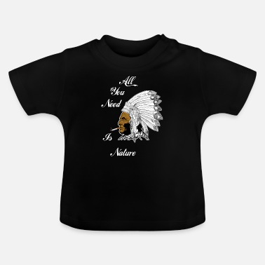 Indianer Indians - Baby T-Shirt