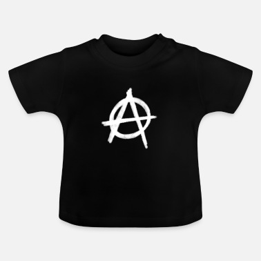 Anarchism Punk & Anarchism - Baby T-Shirt