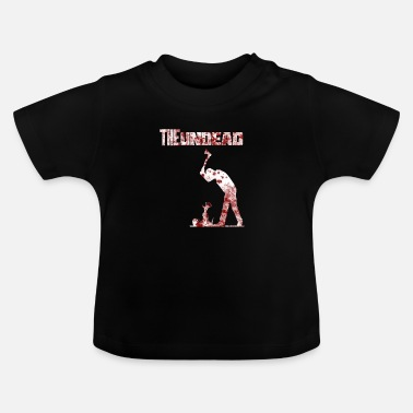 Undead The undead bloody Halloween - Baby T-Shirt