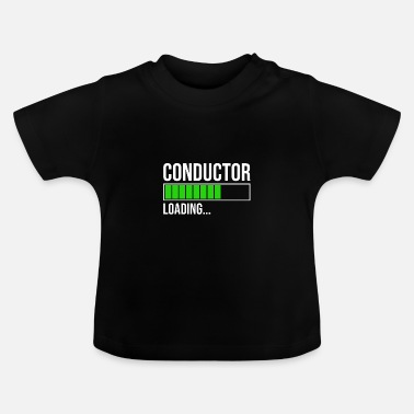 Dirigent Rod Conductor in training choir orchestra gift - Baby T-Shirt