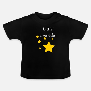 Sparkling sparkle - Baby T-Shirt