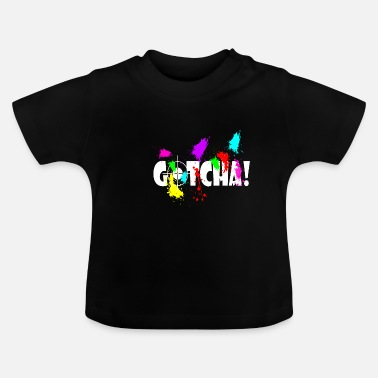 Paintball Paintballer Gift Paintball Team Paintball - Baby T-shirt