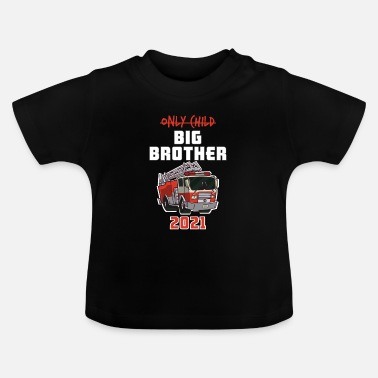 Brother Big Brother 2021 only child Big Brother 2021 - Baby T-Shirt