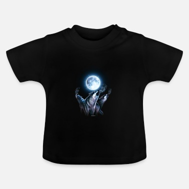 Mond Wolf, Leader of the Pack - Baby T-Shirt