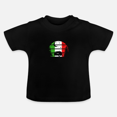 Italy Lovers Camping for Italy lovers - Baby T-Shirt