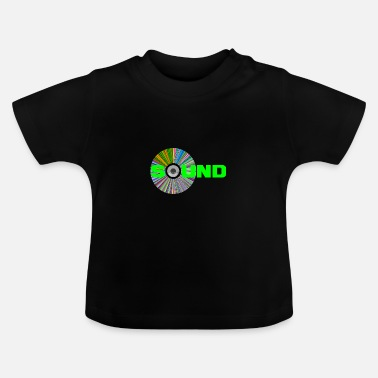 Equalizer Toene - Baby T-Shirt