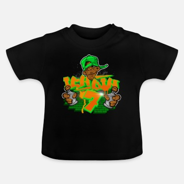 Rap I' years old graffiti - Baby T-Shirt