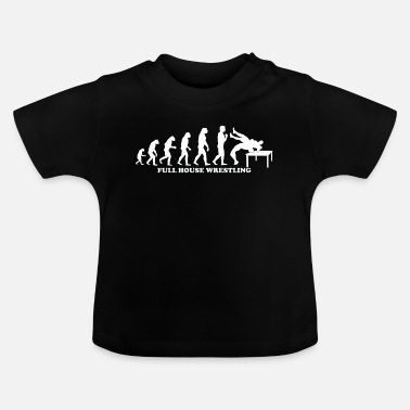 Full House Entwicklung von Full House - Baby T-Shirt