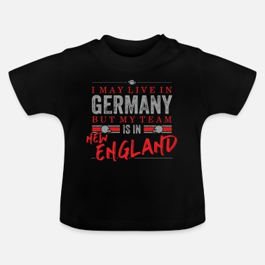 England New England Football Fans Germany - Baby T-Shirt