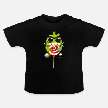 Collection For Kids V2 Lolling monster - Camiseta bebé