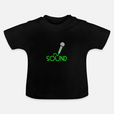 Mp3 microphone - Baby T-Shirt