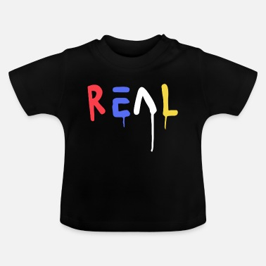 Hipster Real Graphic - Baby T-Shirt