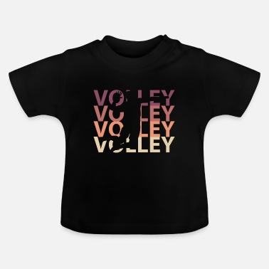 Volleyball-team Volleyball-Team - Baby T-Shirt