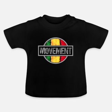 Movement Reggae Movement - Baby T-Shirt
