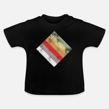 Rectangle rectangle - T-shirt Bébé