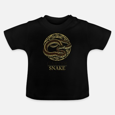Serpent Serpents de serpents Serpents de serpents - T-shirt Bébé