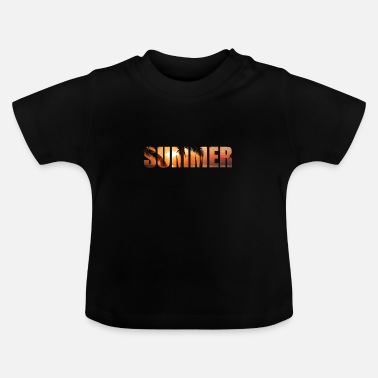 Summer Holidays Summer Summer Holiday Holiday Holiday 2018 - Baby T-Shirt