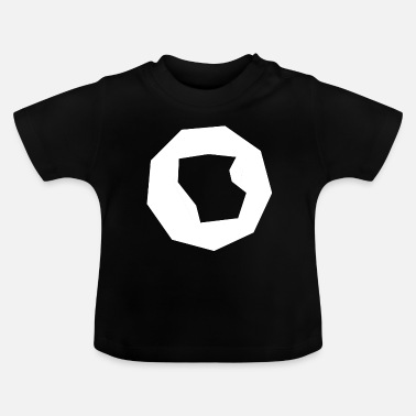 Polygon Polygon polygon abstract - Baby T-Shirt
