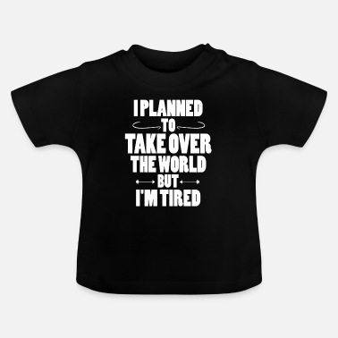Sarcastic sarcastically - Baby T-Shirt