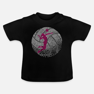 Volley Volley Girl (Perl One Edition) - Camiseta bebé