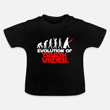 Dawinismus Evolution - Baby T-Shirt