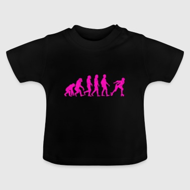 Evolution Roller Derby - Baby T-Shirt