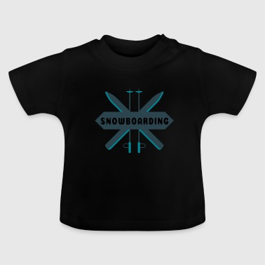 wintersport - Baby T-shirt