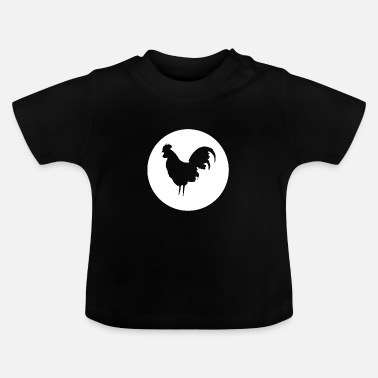 Rooster Rooster - Baby T-Shirt