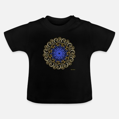 Shield Celtic Shield - Celt Shield (Shield for Heroes) - Baby T-shirt