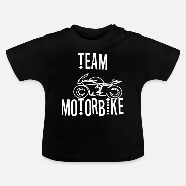 Motor Race Team Motor - Baby T-shirt